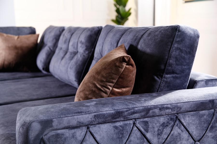 Rubi künc divan dəsti bənövşəyi rəng 5